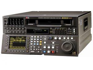 HDCAM High Definition Player/Recorder