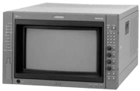 "14"" Digital and Analog HD CRT Monitor"