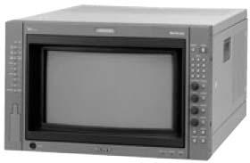 "14"" Digital and Analog HD CRT Monitor"