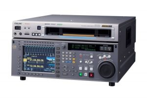 HDCAM-SR/HDCAM Dual Format Player/Recorder