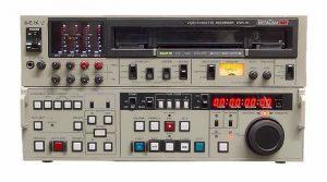 Betacam SP Player/Recorder
