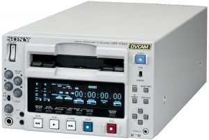 DVCAM Player/Recorder