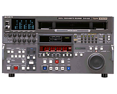 Digital Betacam Player/Recorder
