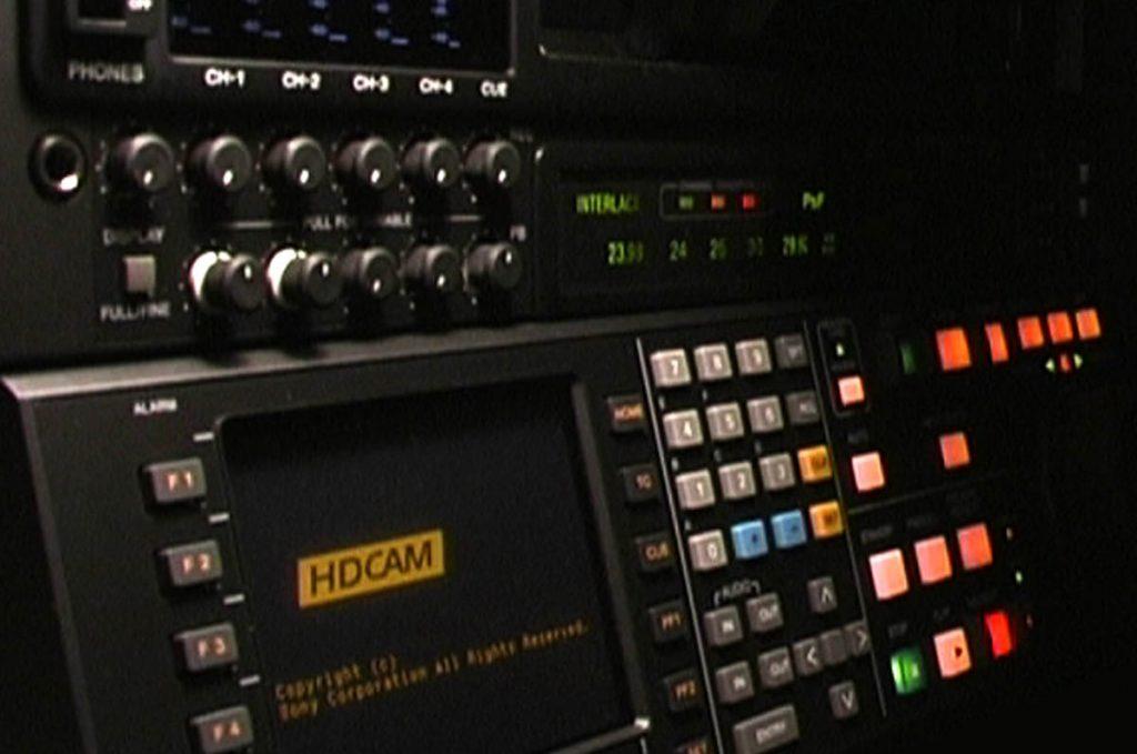 videotape digitizing